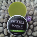 Pomade Miracle EXCLUSIVE Extra Heavy, Jual Pomade, Minyak Rambut Pomade