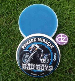 Pomade Miracle BAD BOYS Heavy, Jual Pomade, Minyak Rambut Pomade