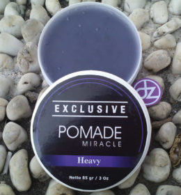 Pomade Miracle EXCLUSIVE Heavy, Jual Pomade, Minyak Rambut Pomade