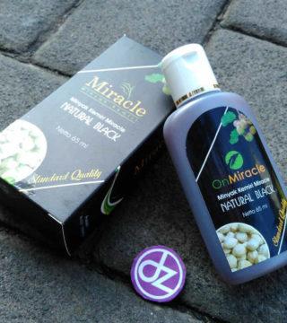 minyak kemiri bakar, penumbuh rambut alami herbal, obat kebotakan Gambar Minyak Kemiri Herbal