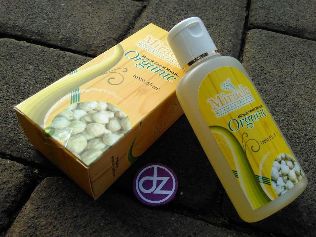 minyak kemiri miracle organic, penumbuh rambut alami, obat Gambar Minyak Kemiri Untuk Bayi
